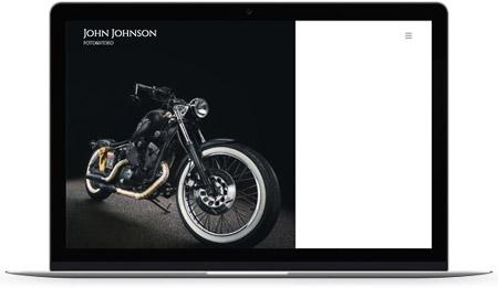 web creada con el diseño Gion de Bluekea